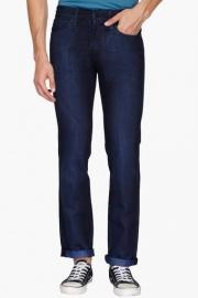 Levis Mens 5 Pocket Slim Fit Mild Wash Jeans