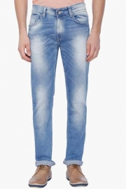Mens 5 Pocket Stretch Jeans (rover Fit)