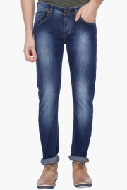 Mens 5 Pocket Stretch Jeans (skinny Fit)