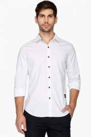 Mens Regular Fit Stripe Shirt