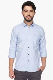 Pe Pe Mens Full Sleeves Casual Printed Shirt