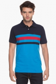 Allen Solly Mens Short Sleeves Printed Polo T-shirt
