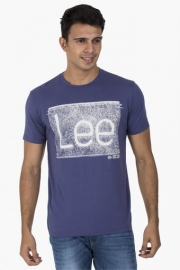 Mens Slim Fit Printed T-shirt