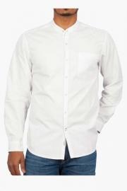 Mens Full Sleeves Casual Solid Shirt