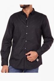 Mens Full Sleeves Casual Printed Shirt (bob Fit)