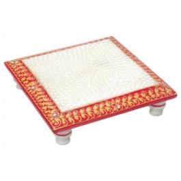 Marble Chowki / Seat