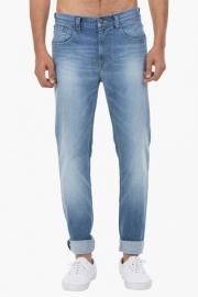 Mens 5 Pocket Regular Fit Heavy Wash Jeans (macky Fit)