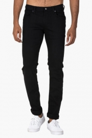 Mens 5 Pocket Skinny Fit Coated Jeans (low Bruce Fit)