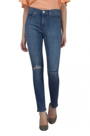 Levis Womens Distressed Jeans