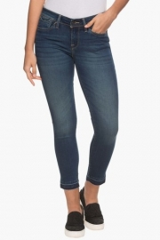 Levis Womens 5 Pocket Mild Wash Jeans