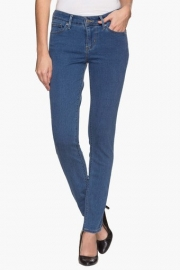 Leviswomens Ice-washed Jeans
