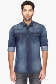 Mens Regular Collar Assorted Shirt