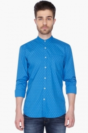 Mens Full Sleeves Casual Printed Shirt