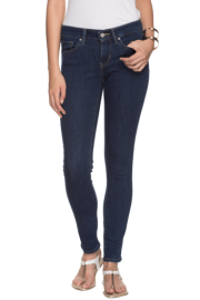 Levis Women Slim Fit Full Length Jeans