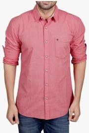 Mens Regular Fit Stripe Shirt