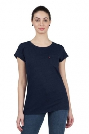 Levis Womens Basic Round Neck T-shirt