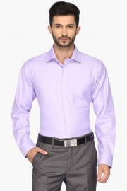 Van Heusen Mens Contemporary Fit Solid Shirt
