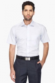Van Heusen Mens Regular Collar Solid Shirt