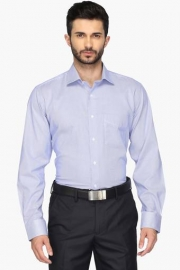 Van Heusen Mens Contemporary Fit Slub Shirt