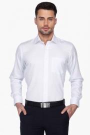 Van Heusen Mens Check Regular Collar Shirt