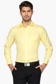Van Heusen Mens Contemporary Fit Solid Shirt