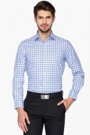 Van Heusen Mens Contemporary Fit Check Shirt