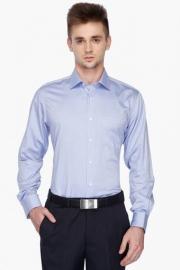 Van Heusen Mens Regular Collar Stripe Shirt