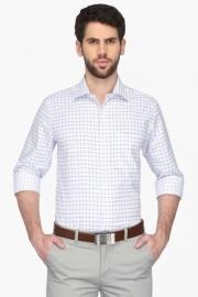 Van Heusen Mens Contemporary Fit Check Shirt