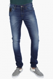 Mens 5 Pocket Stretch Jeans (vegas Fit)
