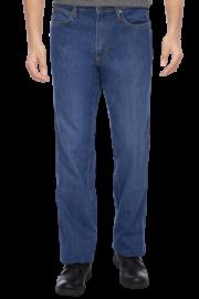 Mens 5 Pocket Regular Fit Non Stretch Jeans