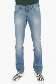 Mens 5 Pocket Stretch Jeans (skanders Fit)