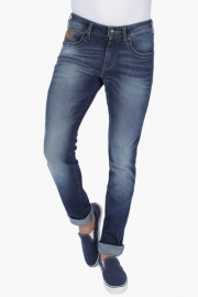 Mens 5 Pocket Stretch Jeans (vegas Fit)