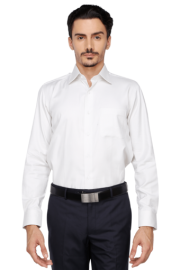 Mens Full Sleeves Slim Fit Formal Printed Shirt