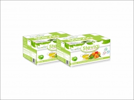 Zindagi Stevia Sachets-100% Natural Sweetener-stevia Sugar Free (pack Of 2)