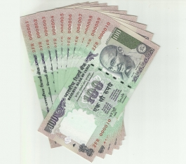 Y V Reddy  100 Rs Set Of 10 Note From 000001 To 000010 Series Note Set