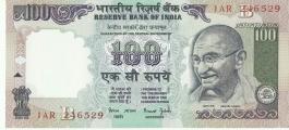 G-51 Dr Bimal Jalan 100 Rs Unc Notes