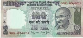 G-55 Dr Bimal Jalan 100 Rs Unc Notes