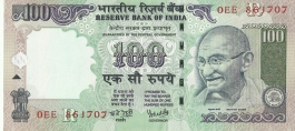 G-68 Dr Y V Reddy 100 Rs Unc Notes