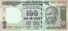 G-75 Dr Y V Reddy 100 Rs Unc Notes