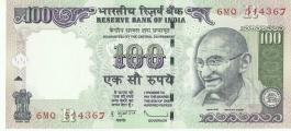 G-85 D.subbarao 100 Rs Unc Notes
