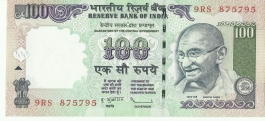 G-90 D.subbarao 100 Rs Unc Notes