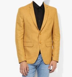 Yellow Jacket & Blazer By Richard Cole
