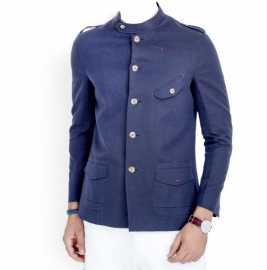 The Night  Linen Jacket