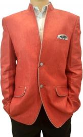 Solid Casual Men's Blazer