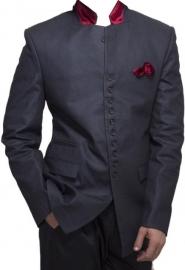 Solid Festive Men's Blazer