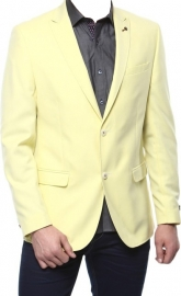 Single Breasted Formal Men's Blazer