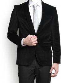Design Single Breasted Party Men's Blazer