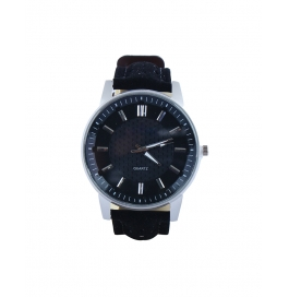 Rise N Shine New Mens Black Dial Analogue Casual Watch
