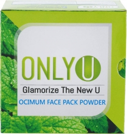 Onlyu Ocimum Face Pack 2 Big Pack