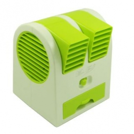 Mini Fan 2.5w Air Conditioning For Summer Cooling With Usb Plug